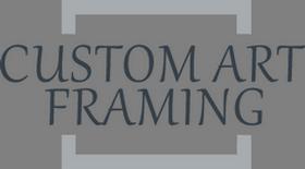 Custom Art Framing